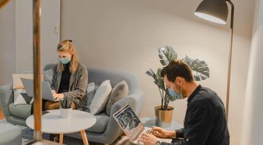 Nieuwe rituelen op de (virtuele) werkvloer